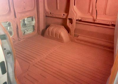 Isolamento termico dei veicoli